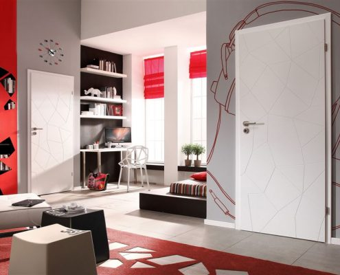 Porta Vector modele de usi de interior din lemn Porta Doors 495x400 - Vinduer og dører