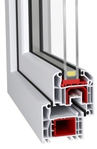 aluplast ideal 4000 - Okna