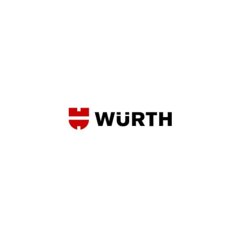 wurth logo - Śruby, wkręty, mocowania
