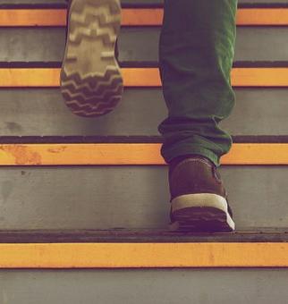 buty - Schody na zamówienie