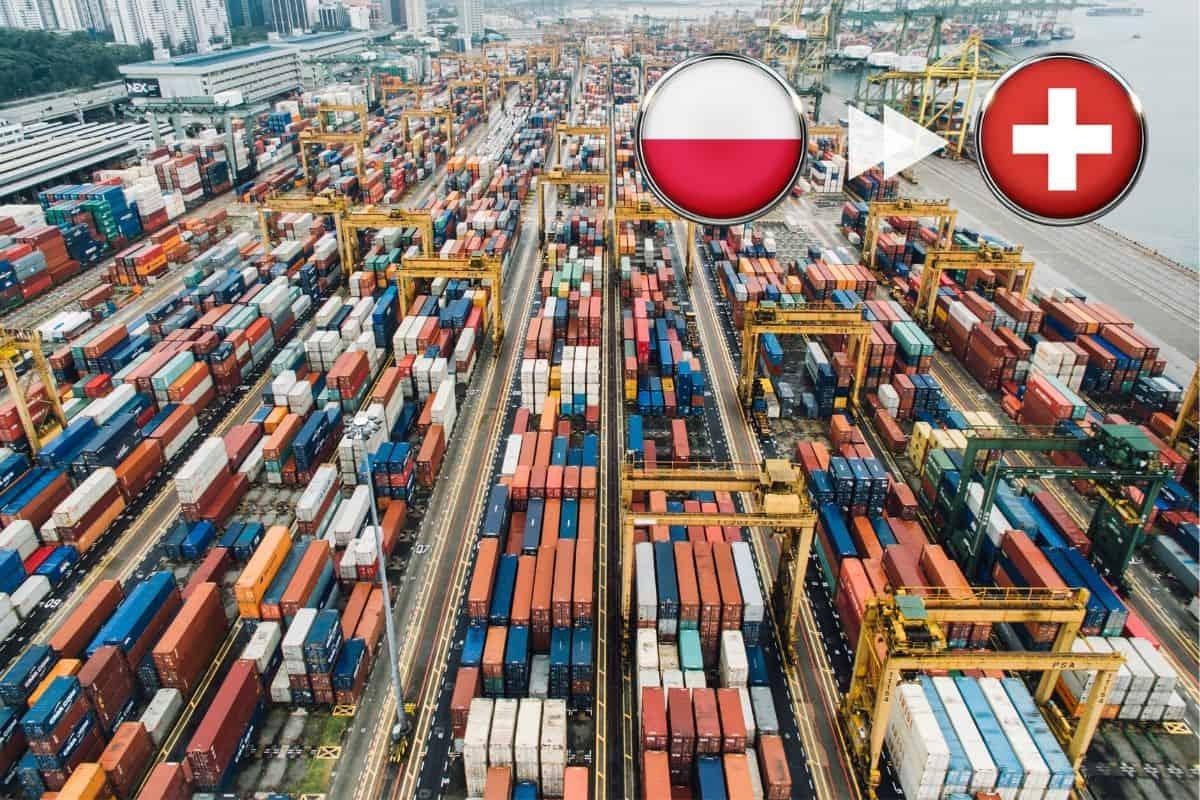 Sprzedaż i eksport materiałów budowlanych 2 - Eksport do Szwajcarii ze SkandPol Eksport jest prosty!