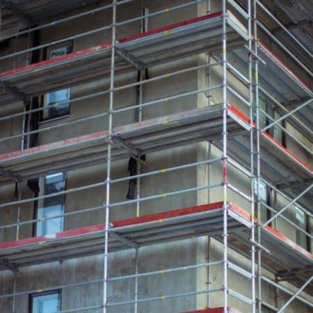 eksport rusztowania 450x450 - Materiały budowlane
