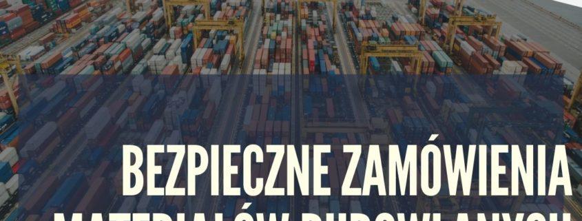 Bezpieczne zamówienia materiałów budowlanych ze SkandPol Eksport