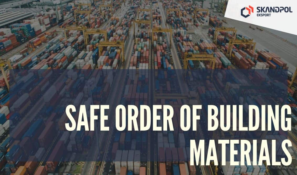 Aplikacja do streamingu Audios 3 - Safe orders of building materials from SkandPol Export