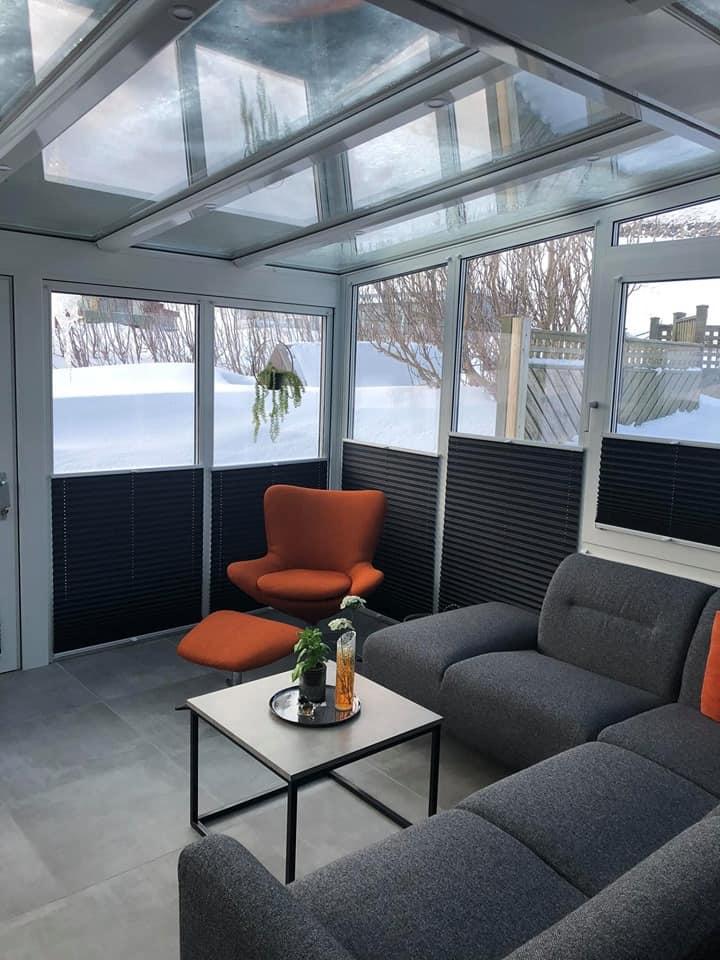 eksport ogrodow zimowych - Export of winter gardens