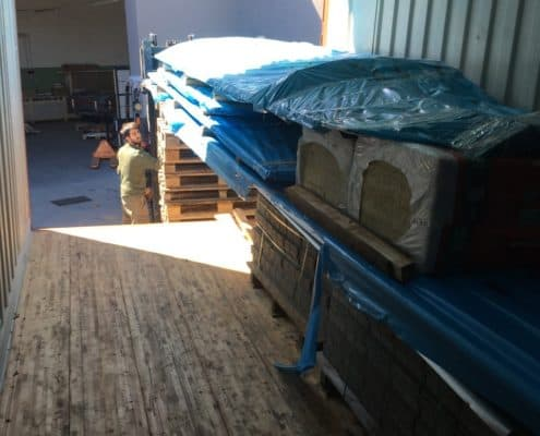 15 2 495x400 - Loading of corrugated sheet metal