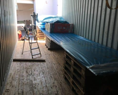 16 2 495x400 - Loading of corrugated sheet metal