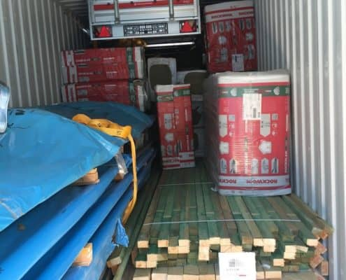 8 2 495x400 - Loading of corrugated sheet metal