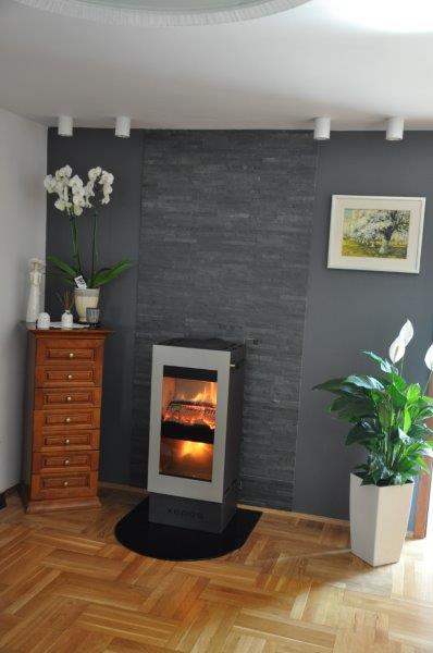 Model Ecogreen1 - Eco-friendly fireplaces for the home - new in the offer