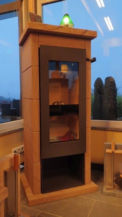projekt indywidualny klienta 397x705 - Ekologiczne kominki do domu - nowość w ofercie