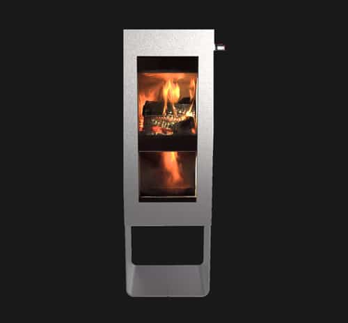 pur - Eco-friendly fireplaces for the home - new in the offer