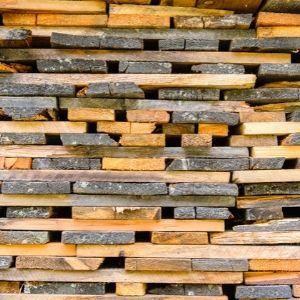 drewno budowlane - Materiały budowlane