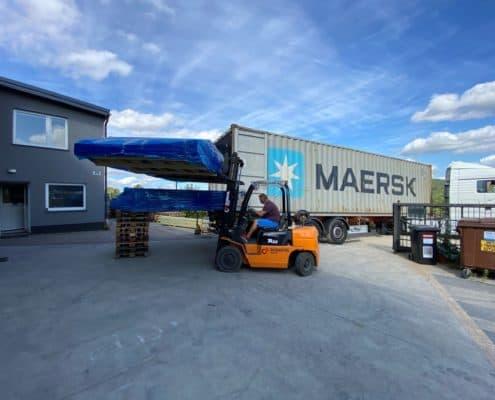 11 1 495x400 - Shipment of goods to Reydafjordur