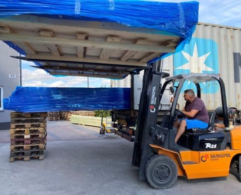 12 1 495x400 - Shipment of goods to Reydafjordur