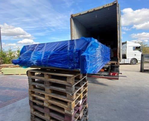 13 1 495x400 - Shipment of goods to Reydafjordur