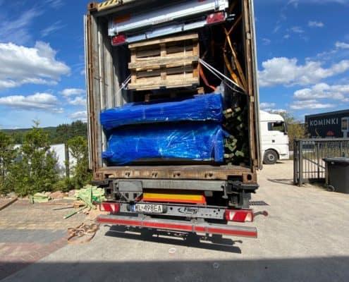 2 3 495x400 - Shipment of goods to Reydafjordur