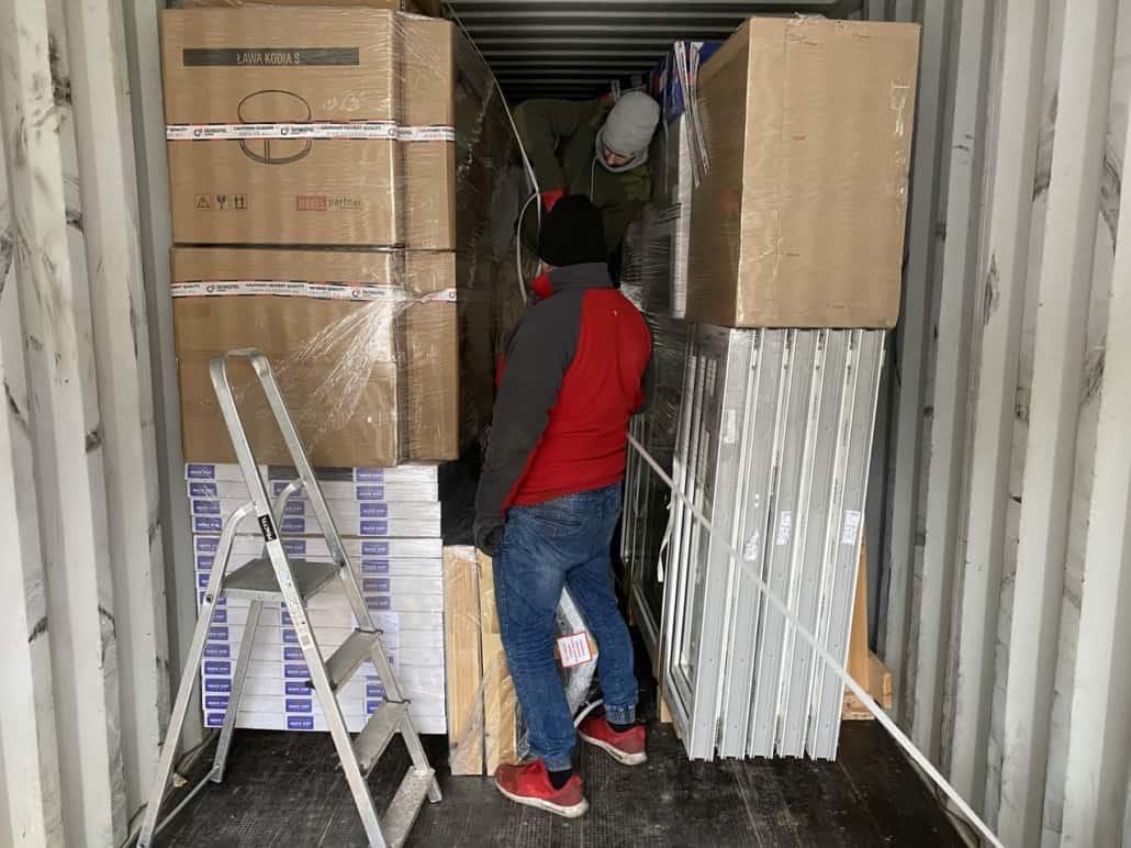 11 1030x772 - Transport of building materials to Reykjavik