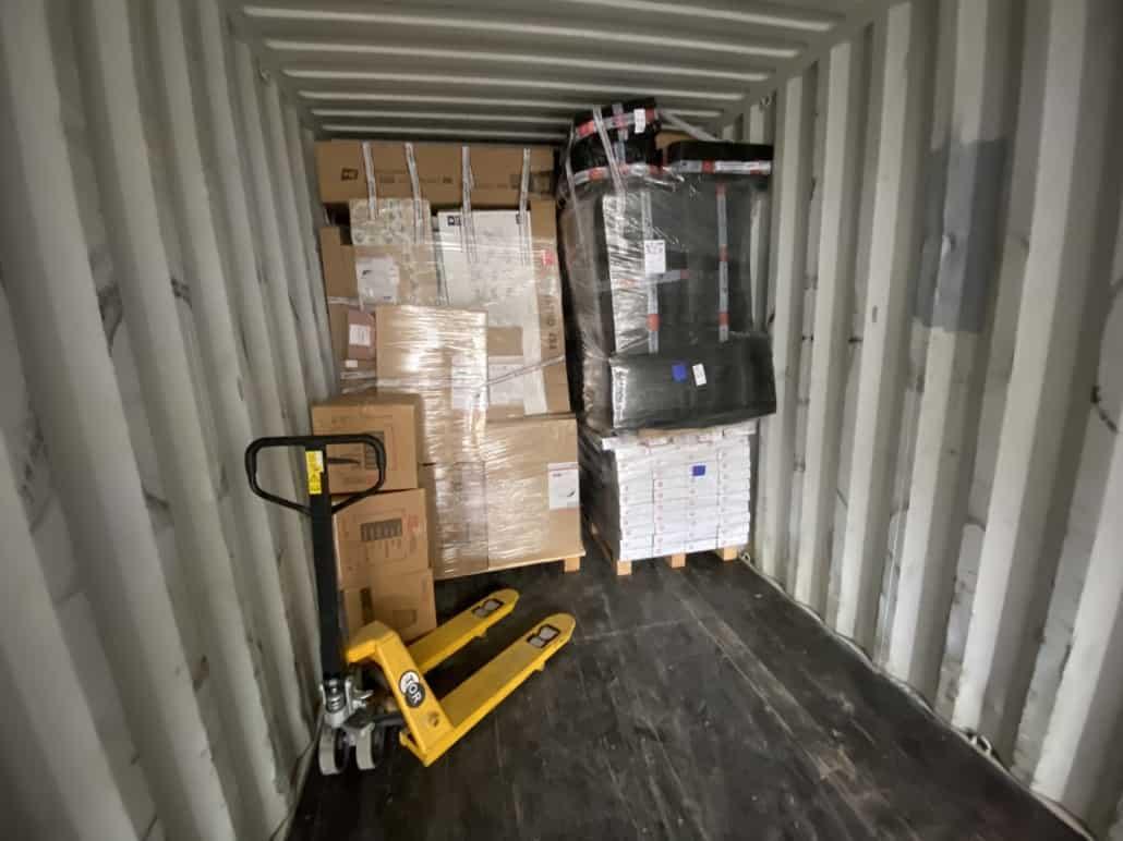 12 1030x772 - Transport of building materials to Reykjavik