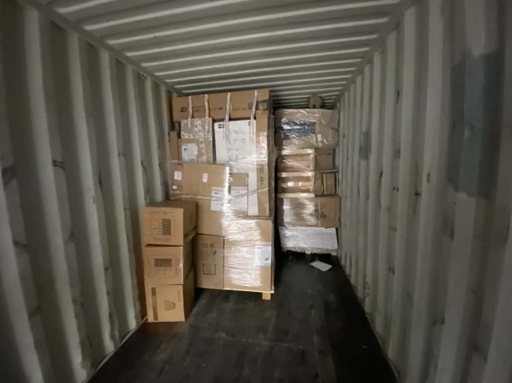 13 1030x772 - Transport of building materials to Reykjavik