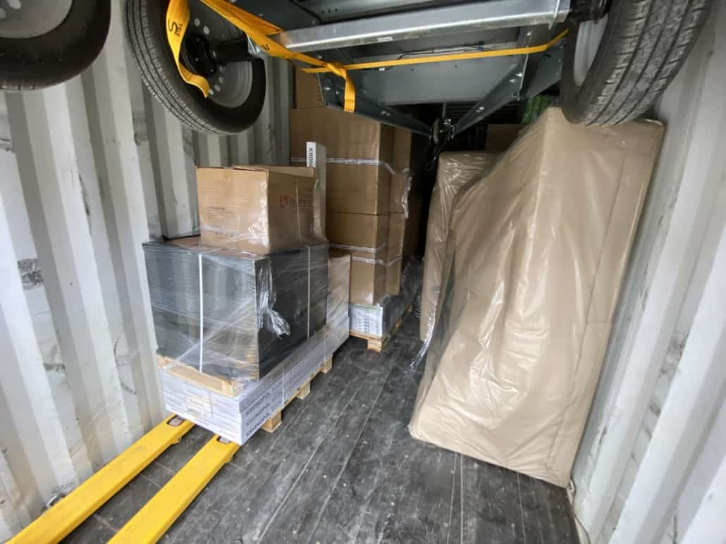 5 1030x772 - Transport of building materials to Reykjavik