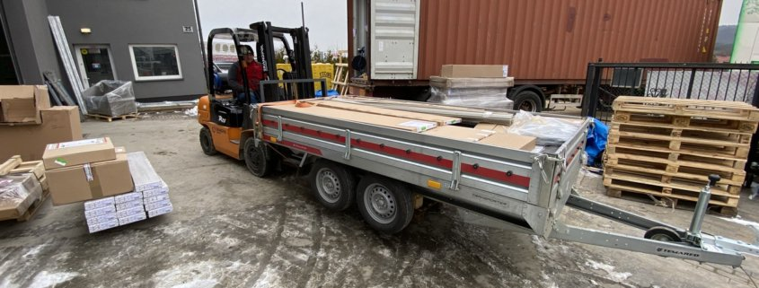 9 845x321 - Transport of building materials to Reykjavik